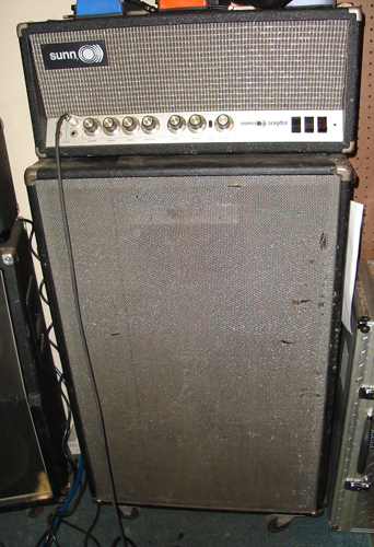Can anyone identify this sunn 6x10 cabinet? - Gearslutz Pro Audio ...